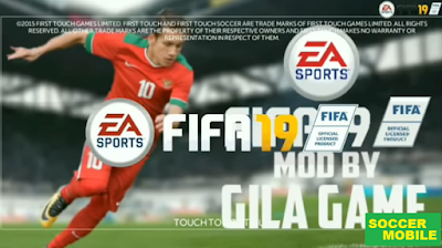 FTS Mod FIFA 19 Full Competition And Full Transfers | FTS