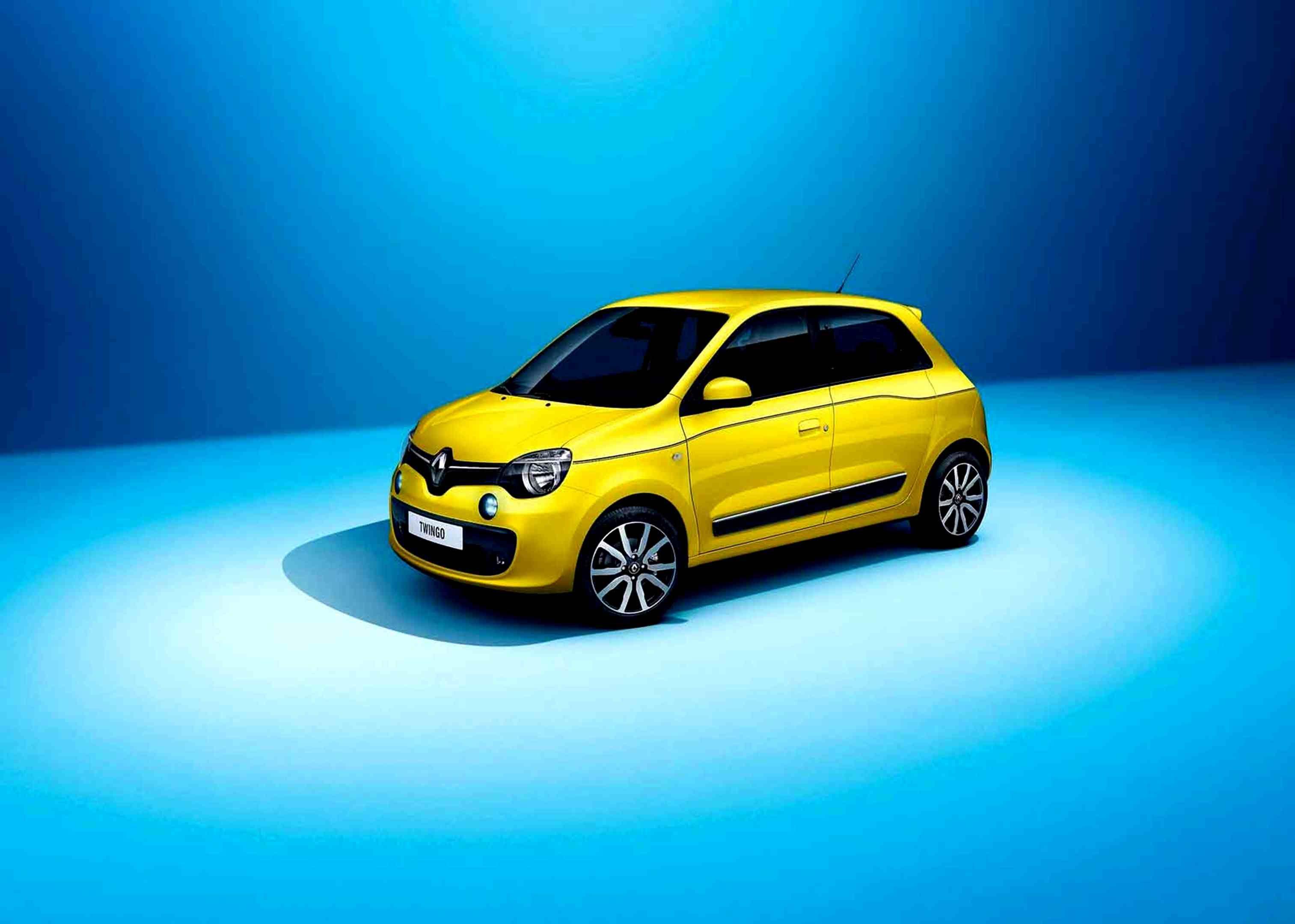 2015 Renault Twingo Wallpapers 2015 Renault Twingo Renault