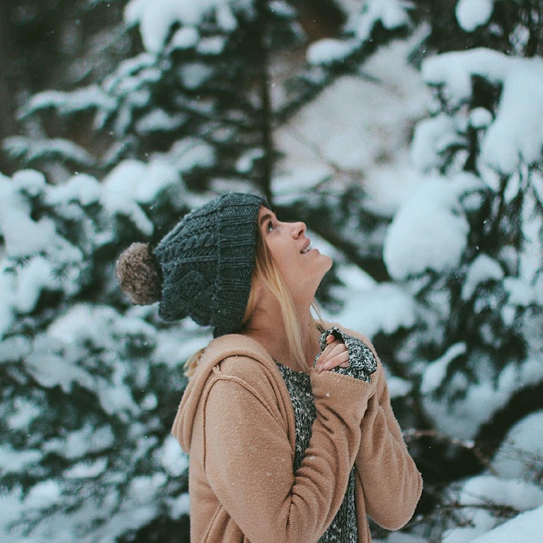 предки идеи для зимних картинок позволяет