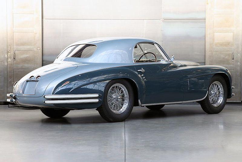 1948 Alfa Romeo 6C 2500 SS Super Sport Berlinetta Touring Superleggera