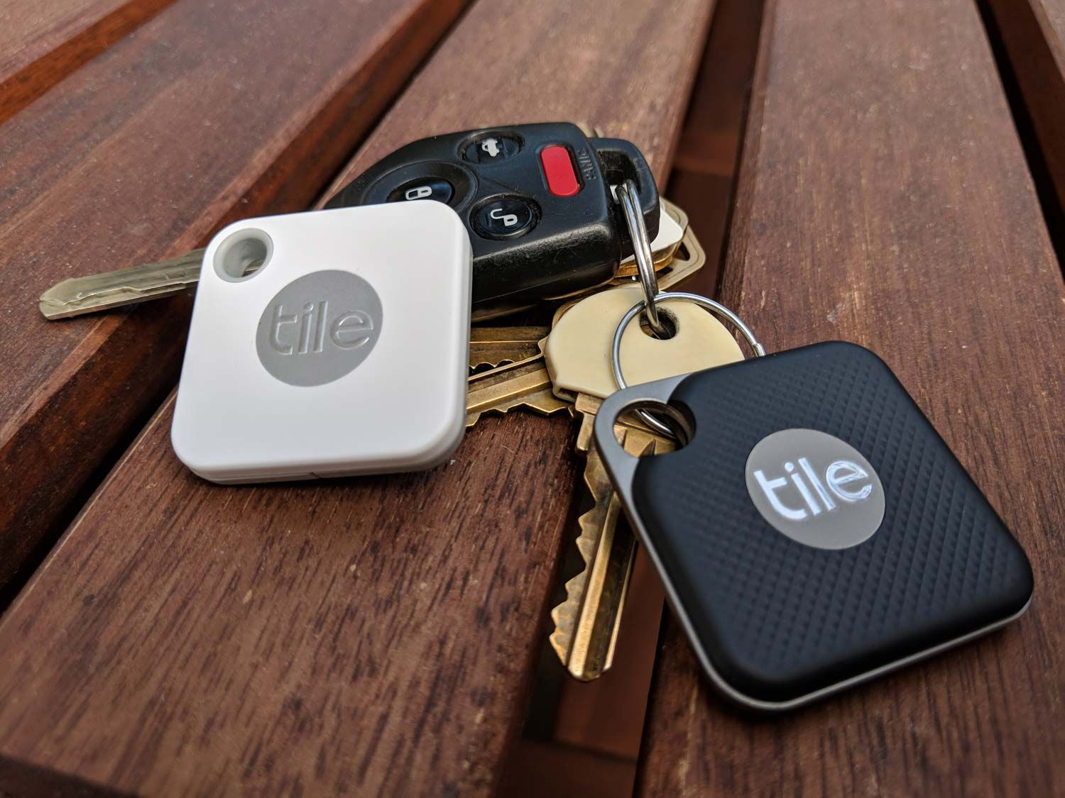Tile Pro And Tile Mate Review The Best Key Finders Just Got Better Health And Technology Key Finder Tile Bluetooth Tracker Tile Tracker