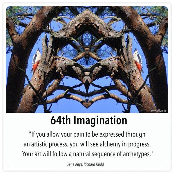 64 Imagination, Gift | VilDu Utvikling – Soul Evolution