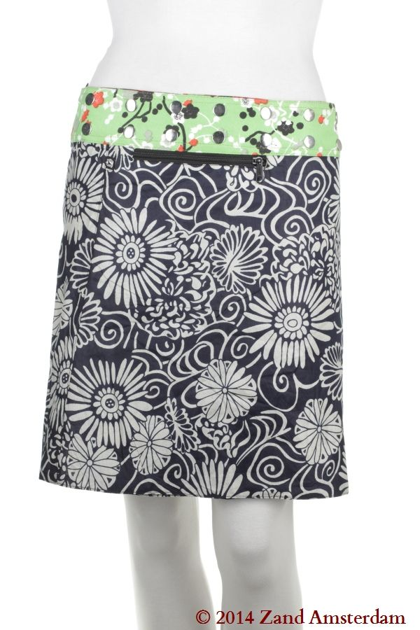 7e6d727fe Zand Amsterdam reversible skirt | Fashion | Sewing clothes ...