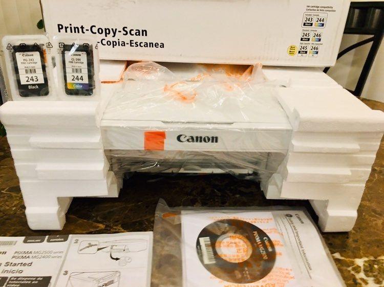 Canon Pixma Computer Printer & Scanner in 2020 Shopping