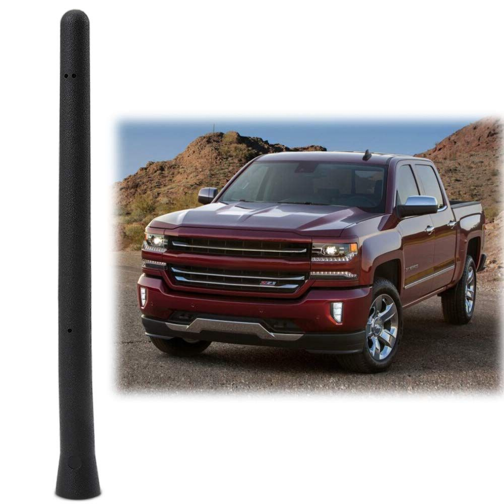 Car Short Antenna Compatible Fit Chevy Silverado Gmc Sierra 2009