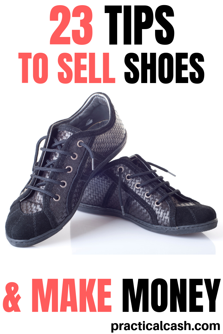 online retailer 82ec3 21bd9 Ever wondered if you could make money used shoes  Start your online shoe  sales business today!  makemoneyonline  sidehustles  sellonebay  selling   makemoney
