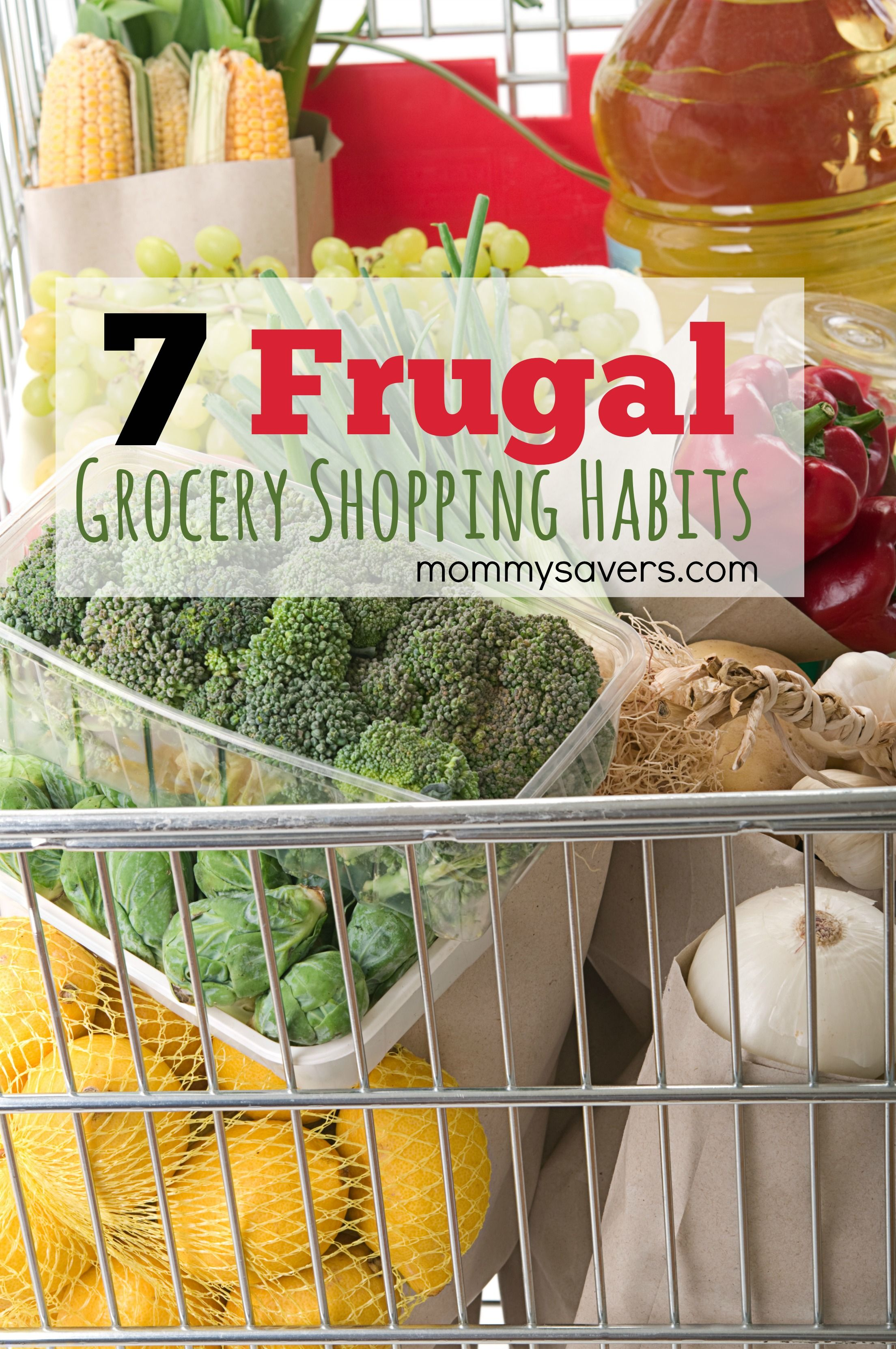 7 frugal grocery shopping habits frugal grocery shopping