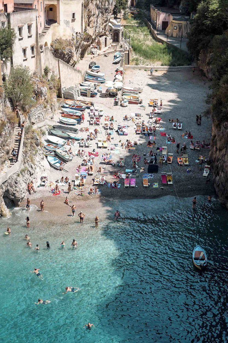 Maiori Italy Map.Amalfi Coast Towns A Photo Guide And Map To The Most Beautiful Ones