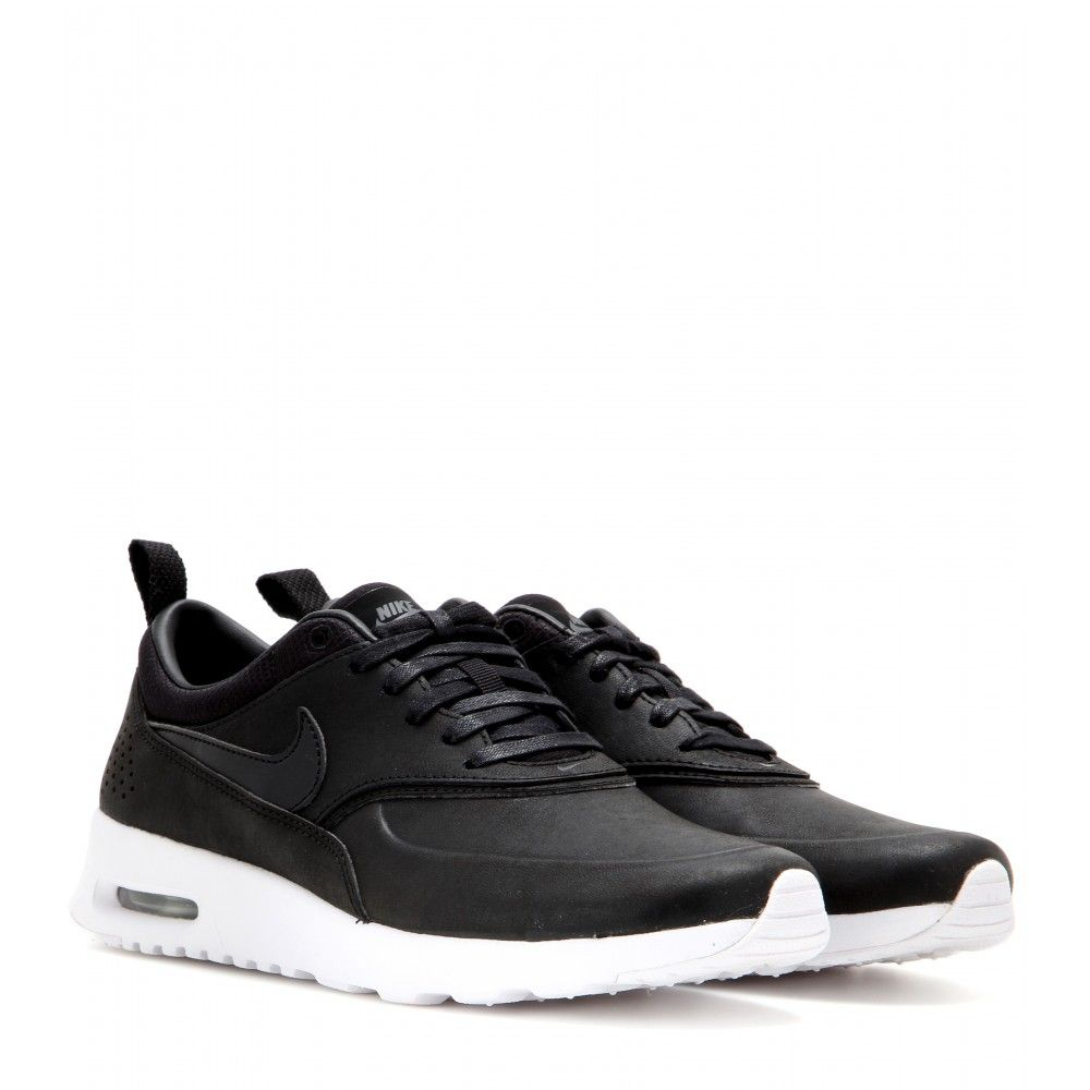 Nike Nike Air Max Thea Jolie leather sneakers | Nike air