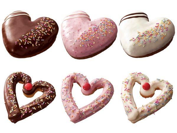 「heartのドーナツ」の画像検索結果