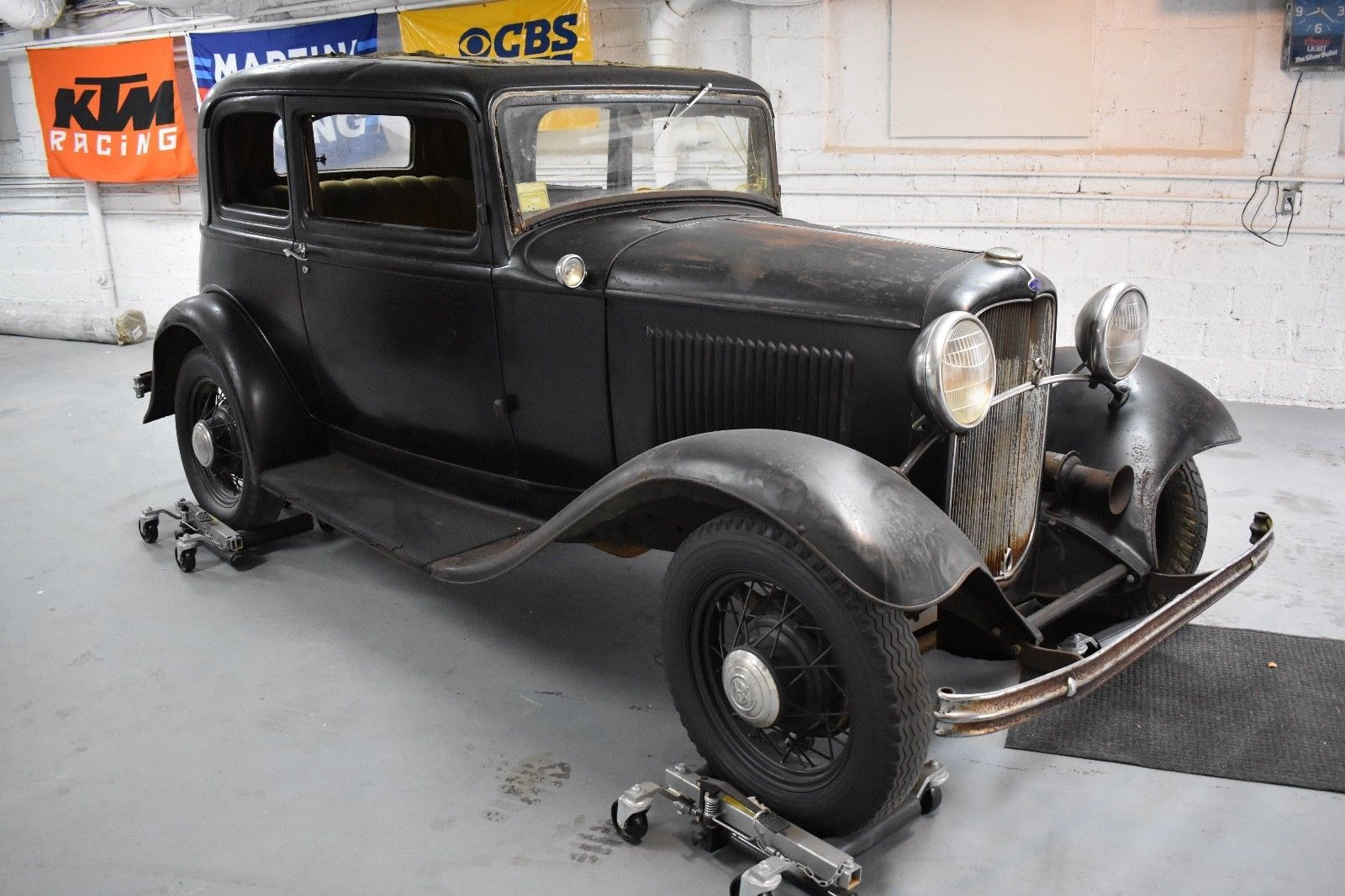 Cool Awesome 1932 Ford Other Victoria Vicky Barn Find