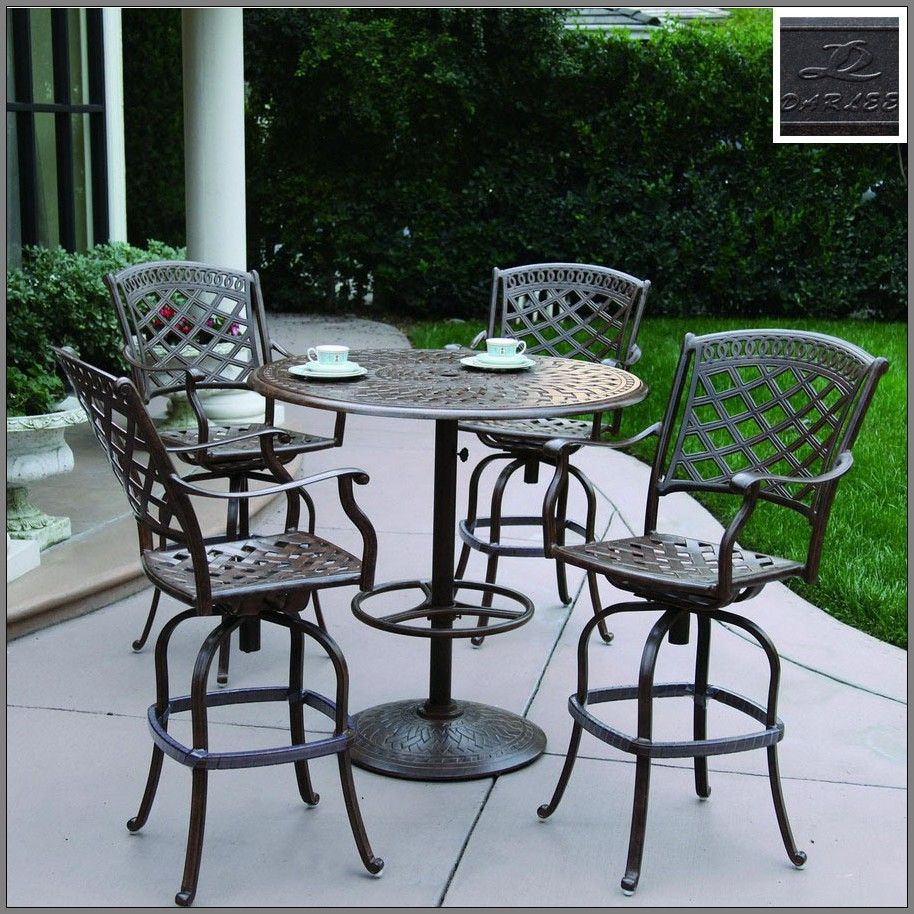 57 reference of bar stool patio furniture set in 2020