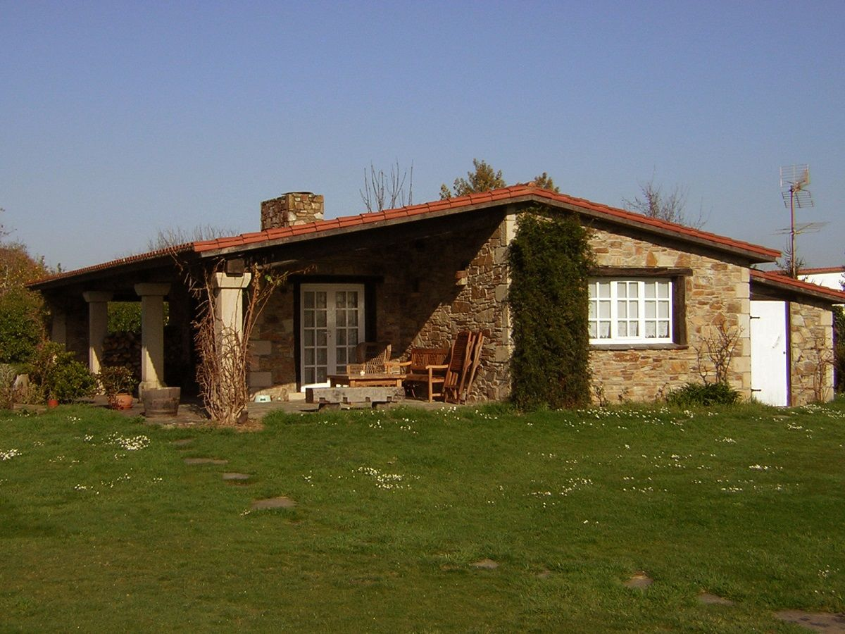 Publicaciones sobre construcciones de casas r sticas en galicia y asturias casa de f rias - Rusticas de galicia ...