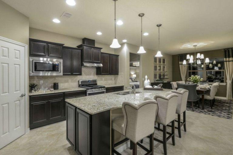 New Homes At Del Webb Stone Creek In Ocala Florida Del Webb Home Kitchen Models Florida Home