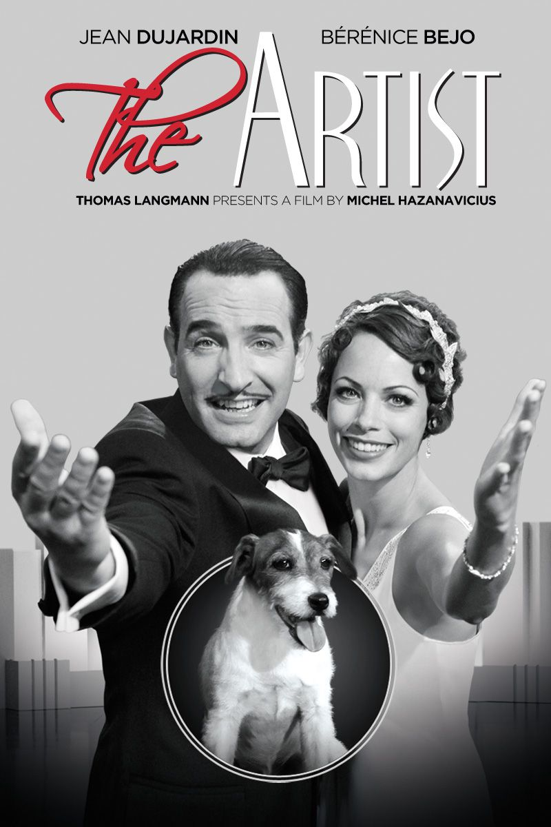 The Artist - Rotten Tomatoes | The artist movie, Artist film, Good movies
