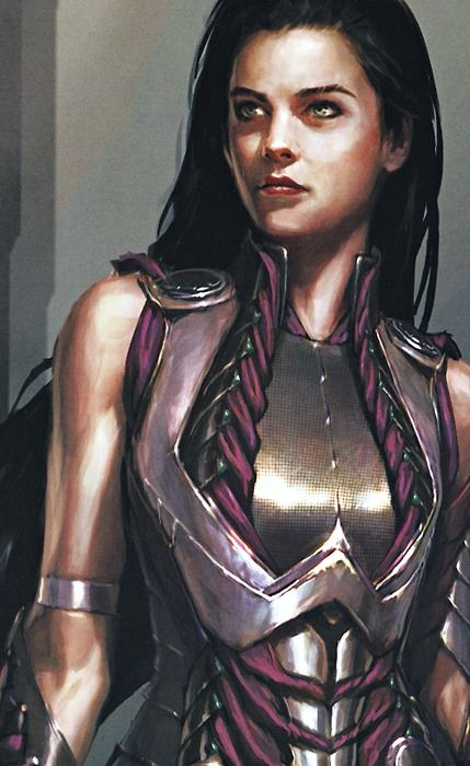 Sif | Lady sif, Indigo and Thor
