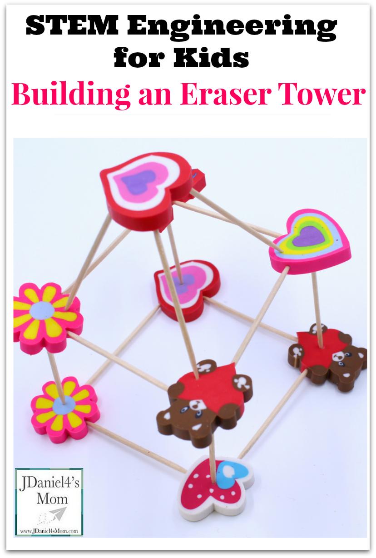STEM Engineering for Kids Building an Eraser
