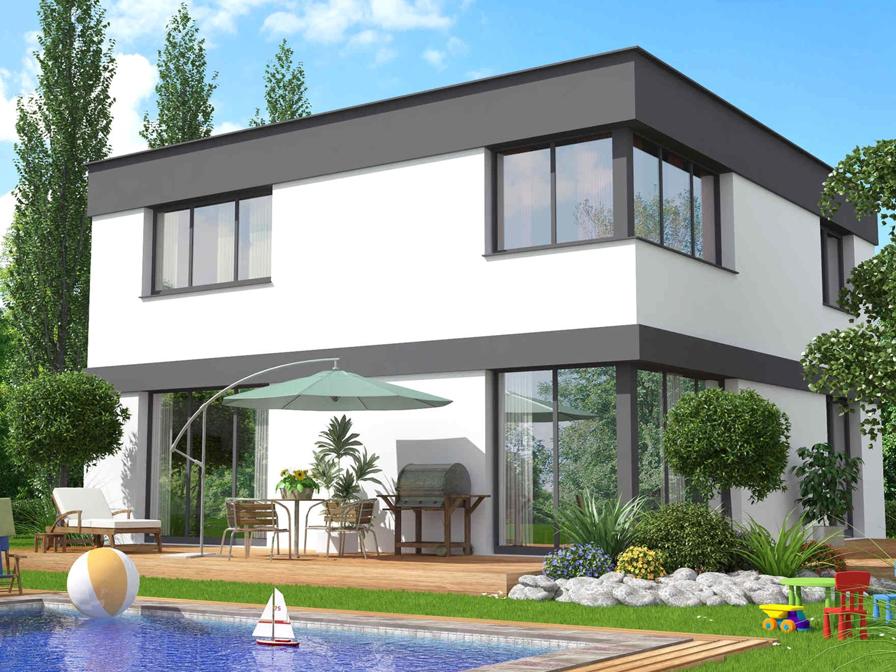 Nett Haus Modern Bilder - Schönes Wohnungideen - getpaidteam.info