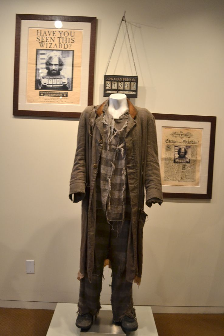 Sirius Black costume #HarryPotter | De mí para el mundo | Pinterest