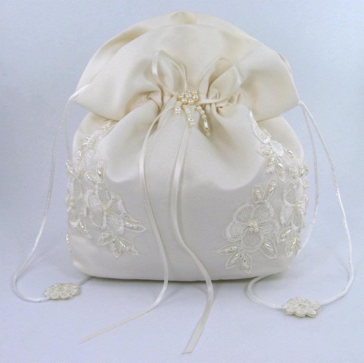 wedding purse satin - Recherche Google
