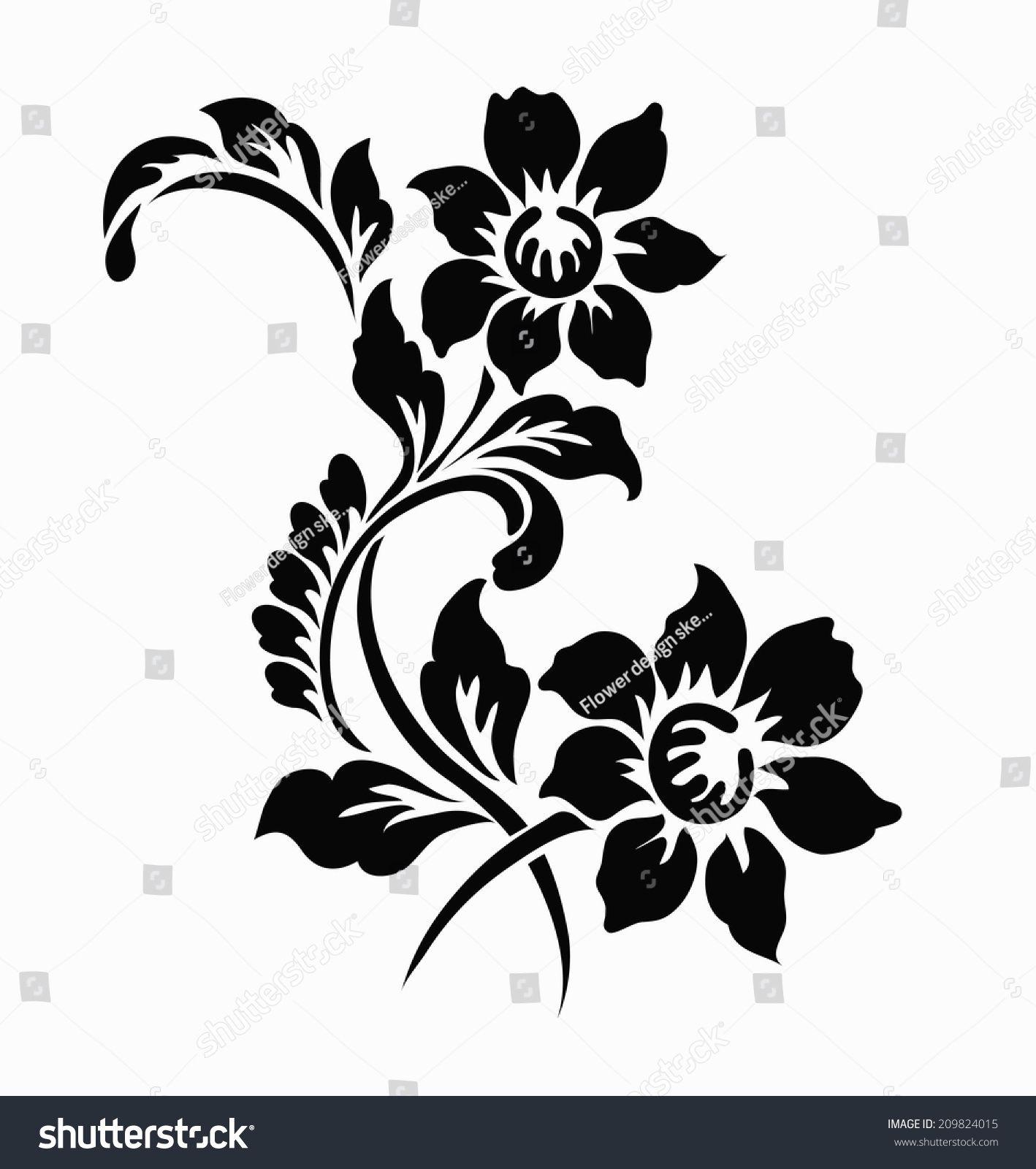 Pin By Neetu Gagan Gauba On Mehndi: Flower Motif For Design