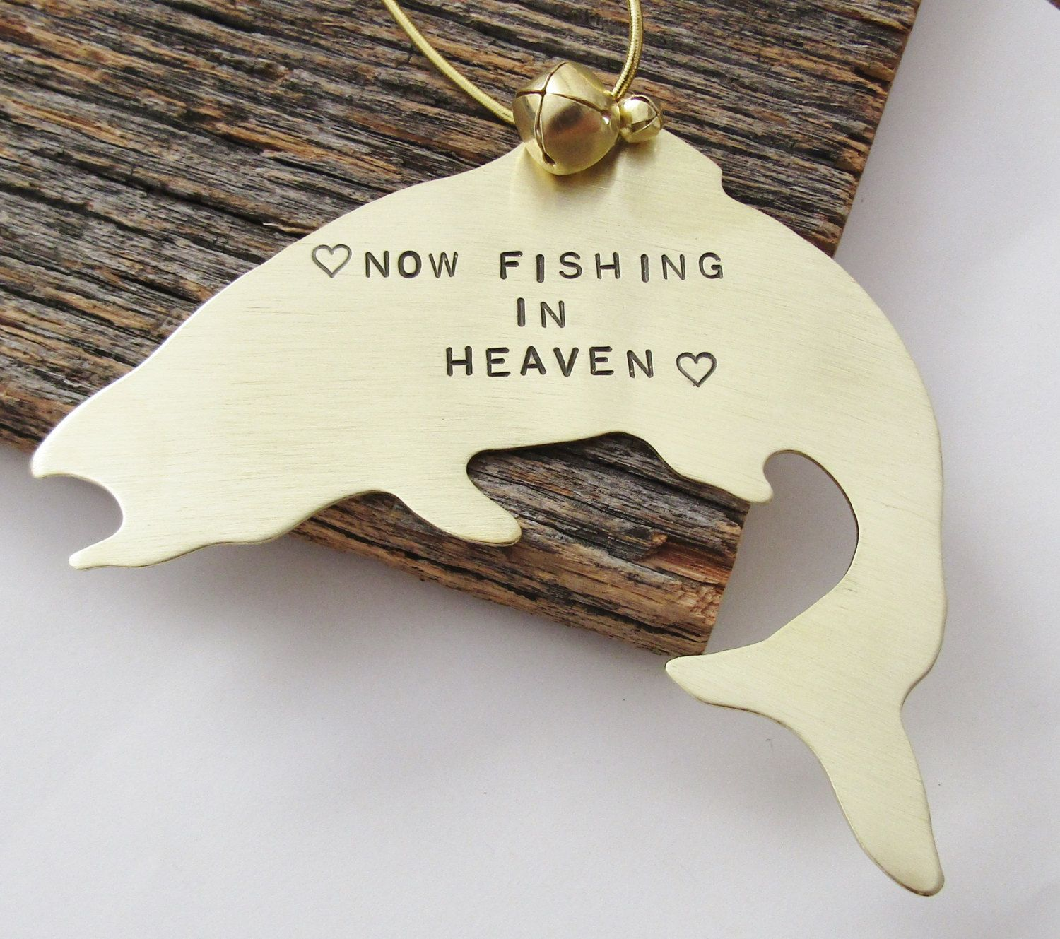 Dad christmas ornament - Memorial Ornament Dad Memorial Gift Christmas Bereavement Gift Loving Memory Ornament Brother Condolence Gift Loss Of Son Fishing In Heaven
