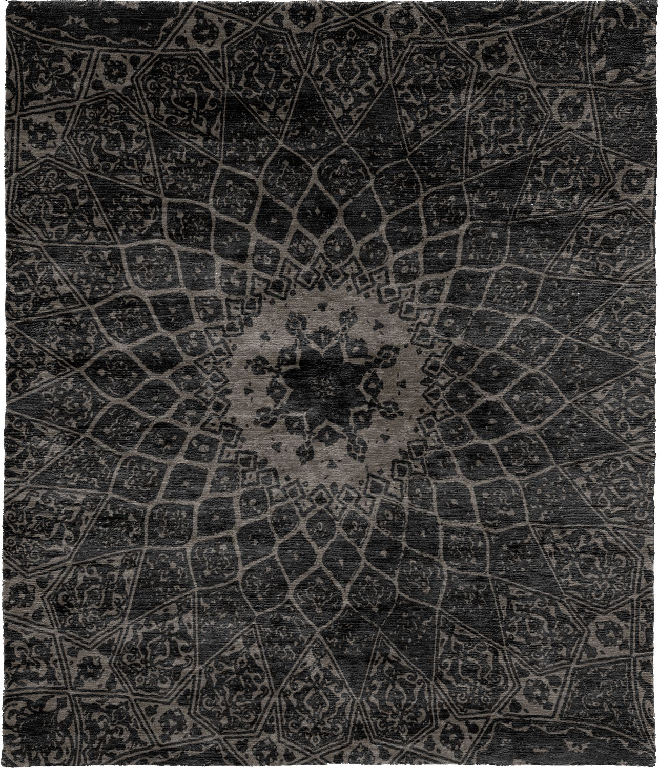 Gombad D Hand Knotted Tibetan Rug From The Christopher Fareed Designer Rugs Collection At Modern Area
