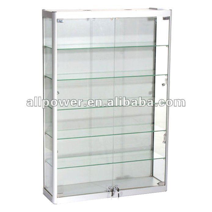 Artesanato Love ~ Armário de parede de vidro armário vitrine ( wc8 12 ) Mostruário ID do produto 571630564