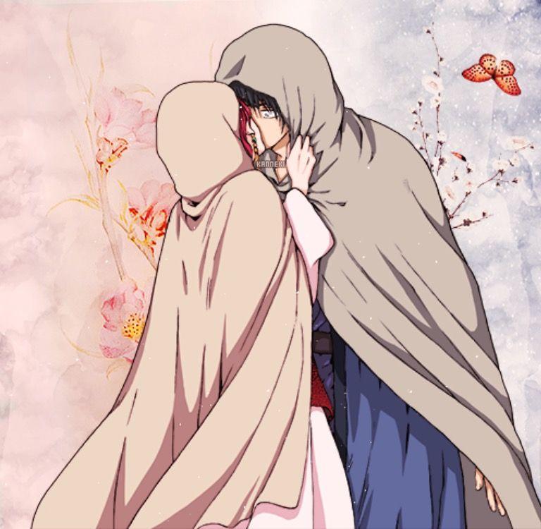 Chapter 137 Yona Kisses Hak Anime Akatsuki Akatsuki No Yona