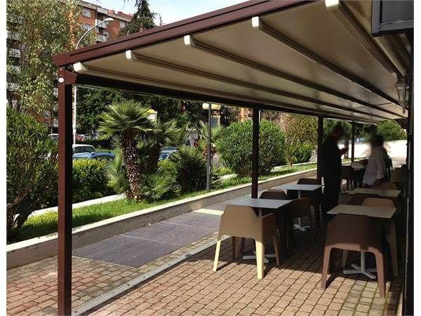 Auvents pour Terrasse – Modèle Capriccio   Terrace Awning ...