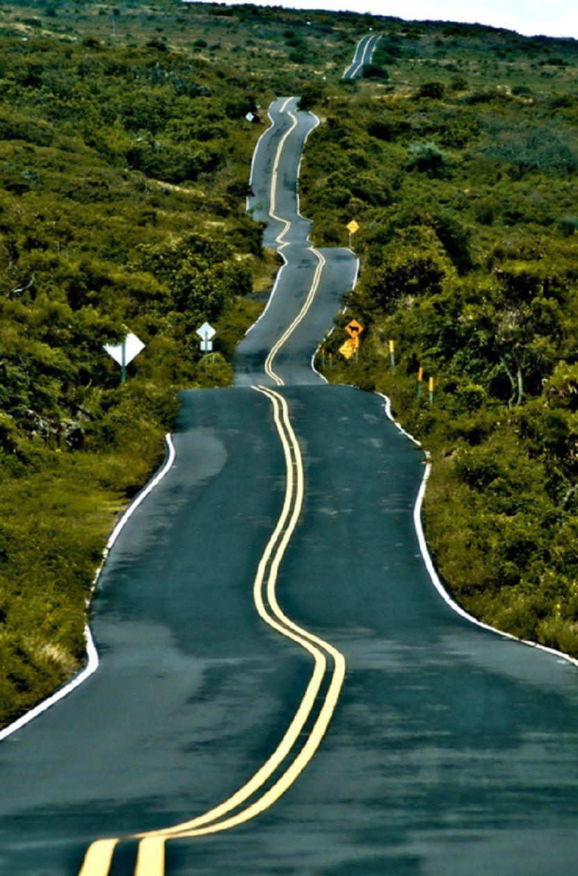Highway, Santa Fe, New Mexico