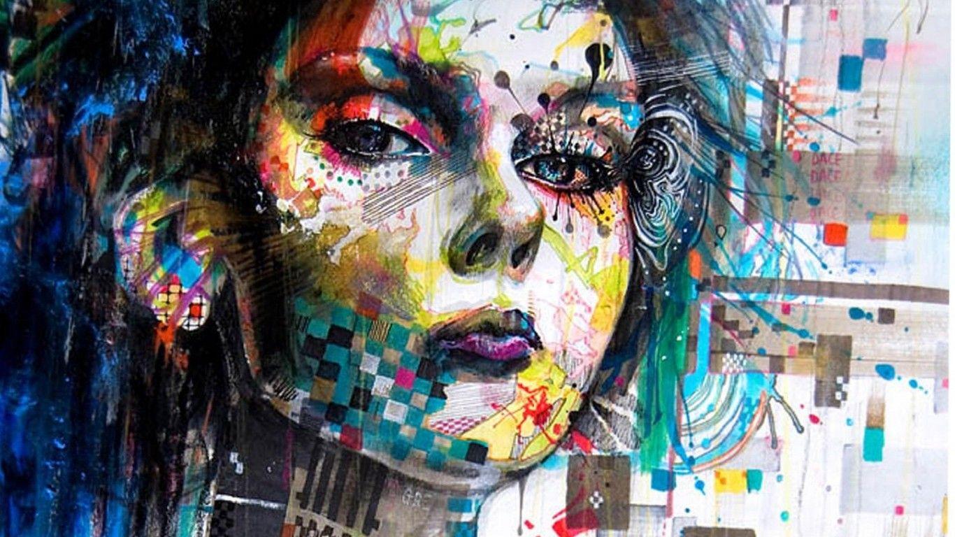 Graffiti art wallpaper - Graffiti Portrait Art Amazing Graffiti Pinterest Graffiti Graffiti Art And Portraits