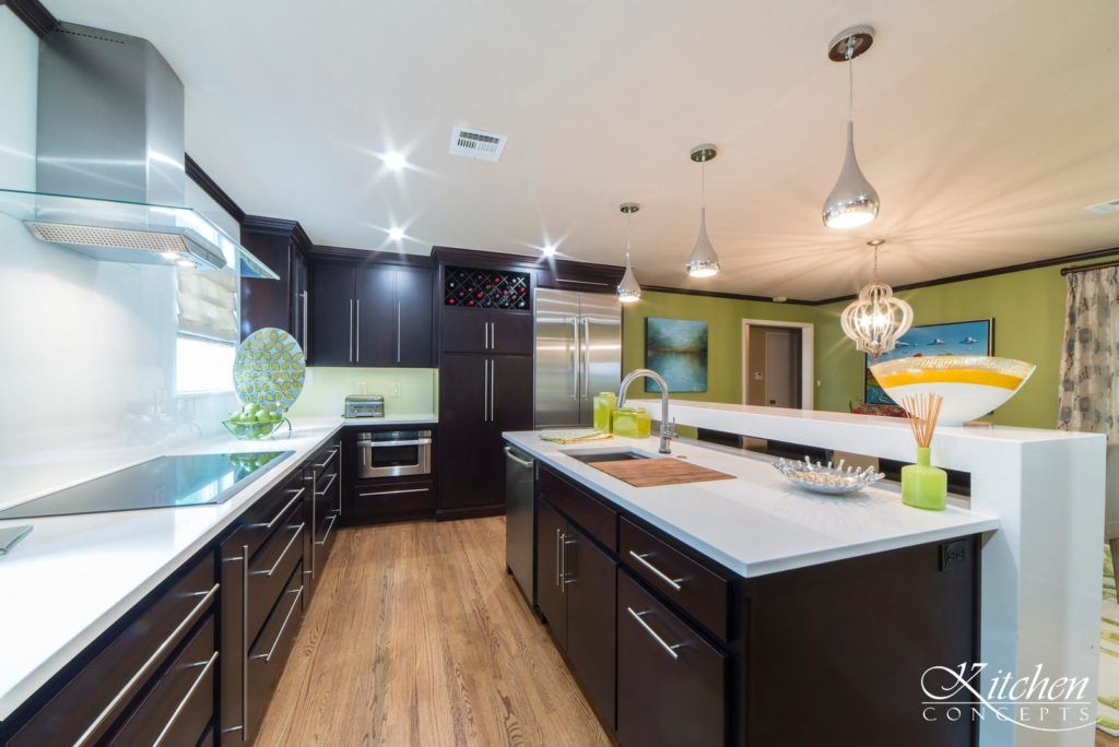 Custom Kitchen Design Cabinets With Images Kitchen Concepts Kitchen Layout Custom Kitchens Design