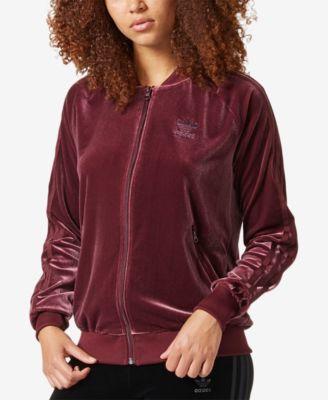 adidas Originals Velvet Vibes Track Jacket | Outfits