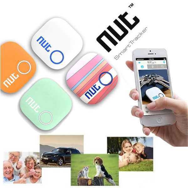 Nut 2 Bluetooth Tracking Tag for iPhone Android