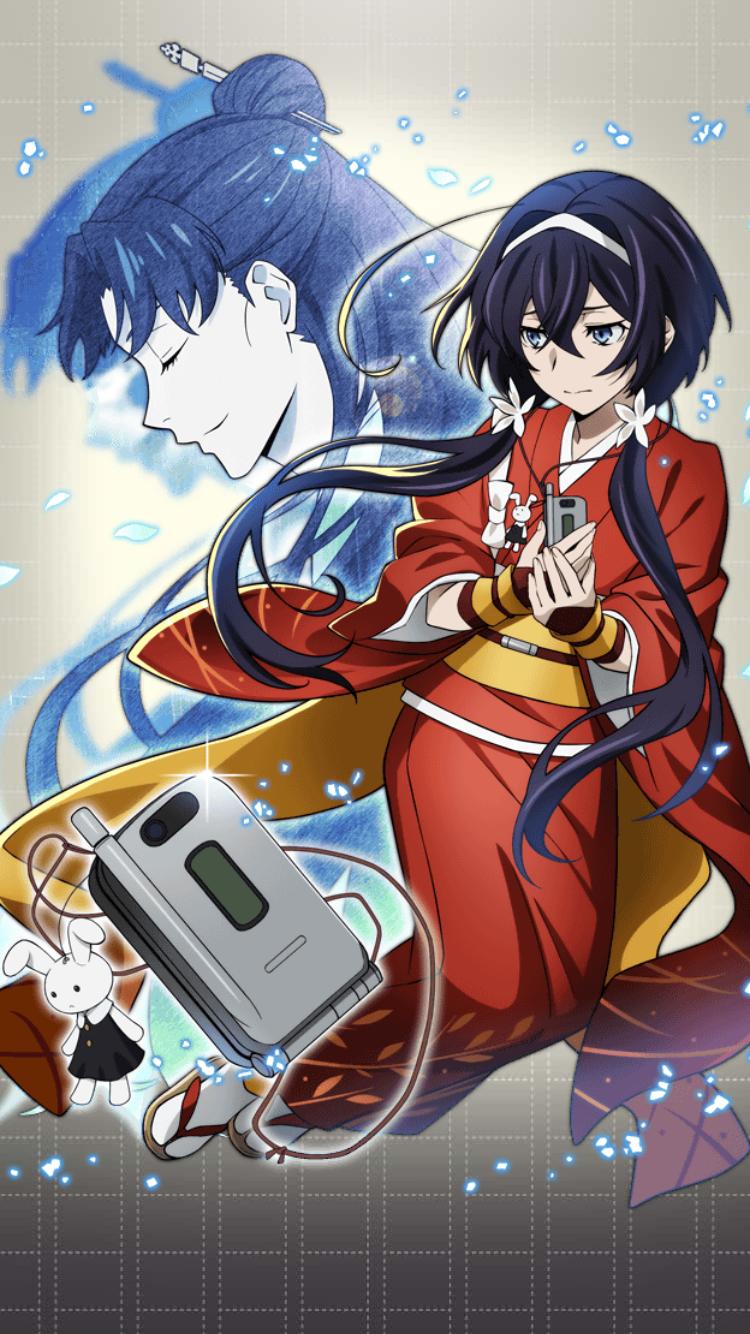 Pin by Blanka David on Anime (Mostly BSD)