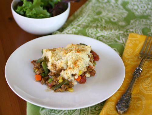 Meatless Monday: Easy, meatless shepherd's pie