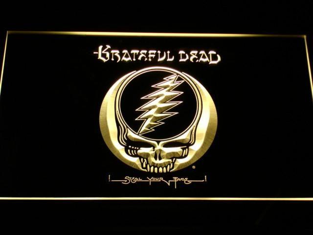 Grateful Dead LED Sign