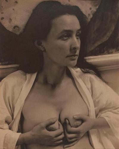 keeffe nude stieglitz o Georgia