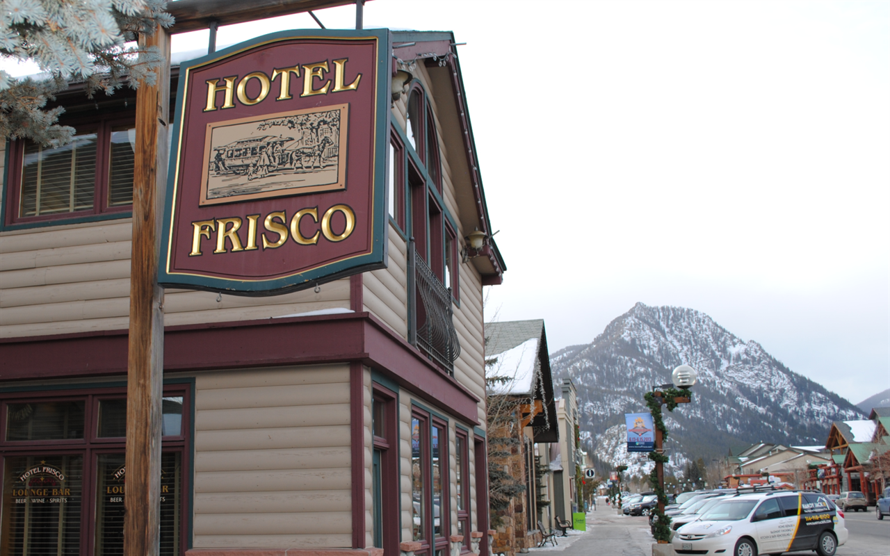 Hotels In Frisco Co