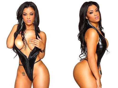 Meghan bad girls club naked taking