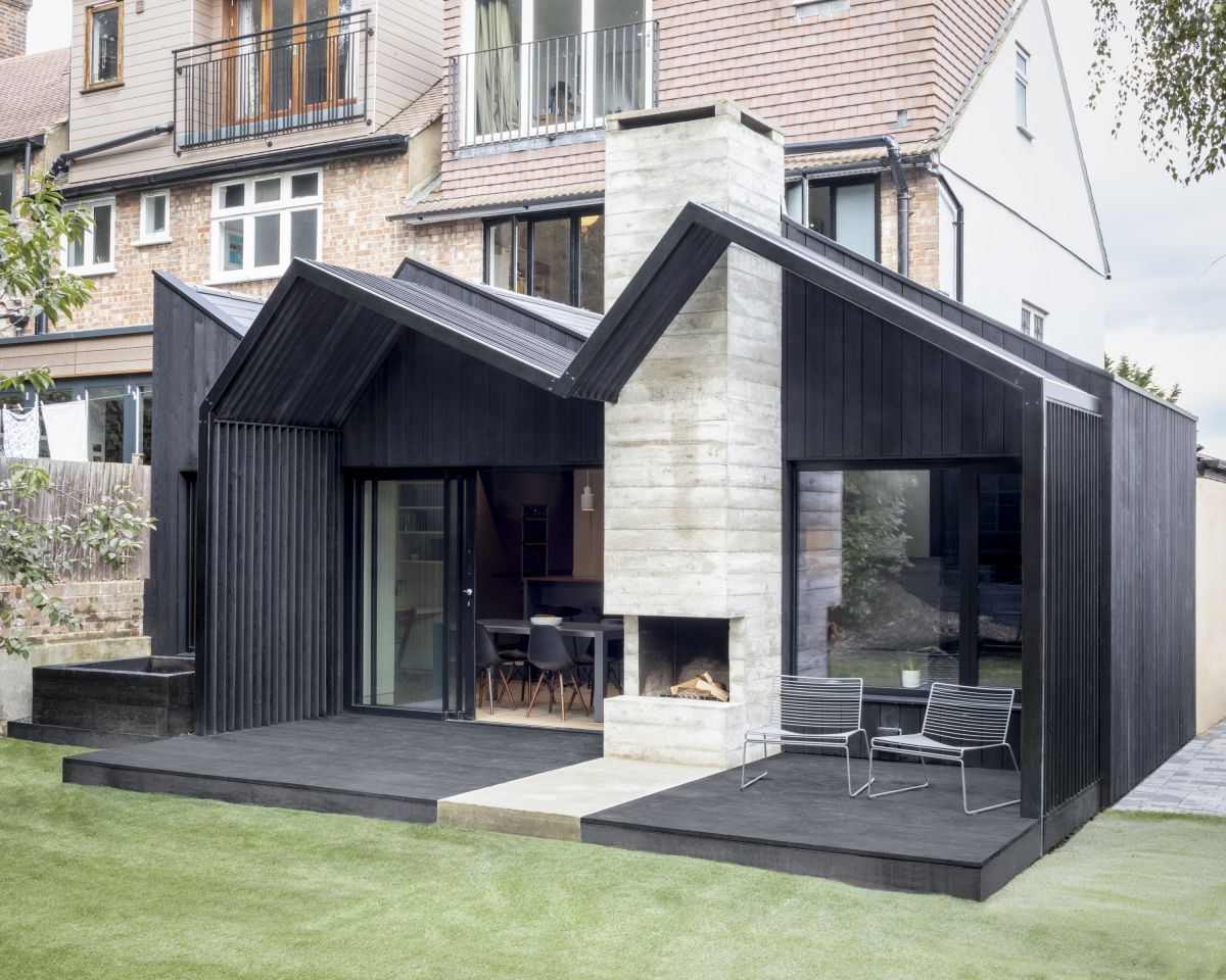 Single Storey Extensions Costs How To Plan Design Ideas In 2020 London House Single Storey Extension House Extensions