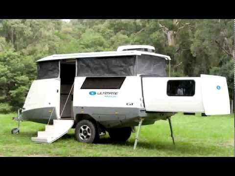 Nautilus Our Model Range Ultimate Off Road Campers