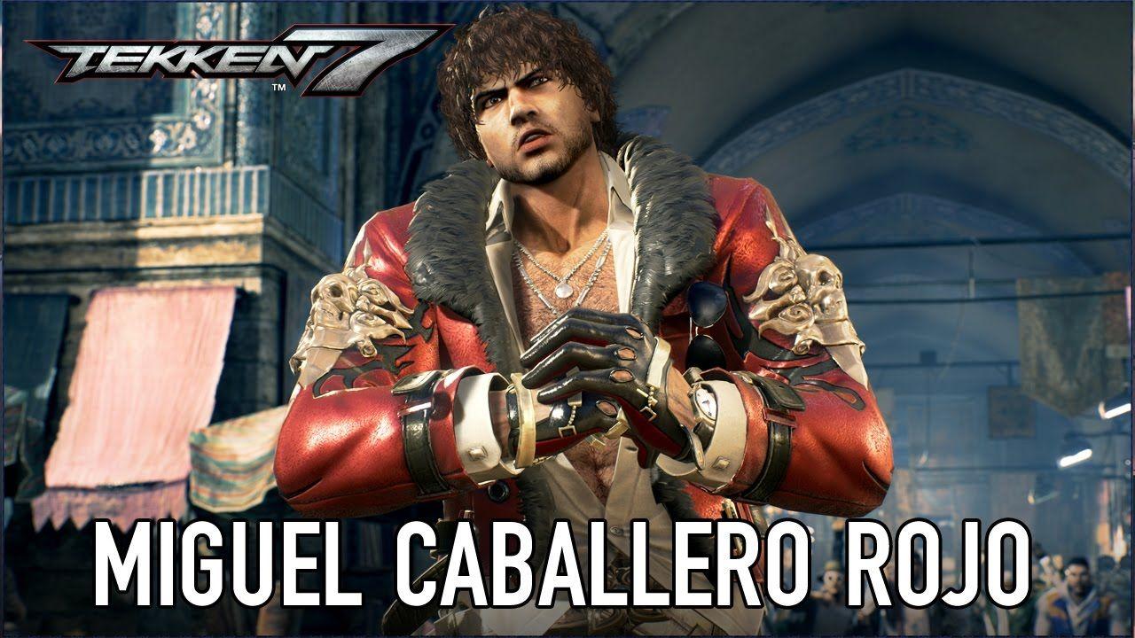 Pin by Scarlet Nossna on Gamer News | Tekken 7, Xbox one