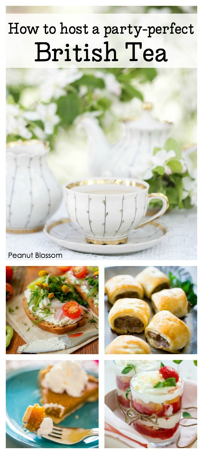 Brilliant hostess ideas for the best royal wedding viewing party forumfinder Images