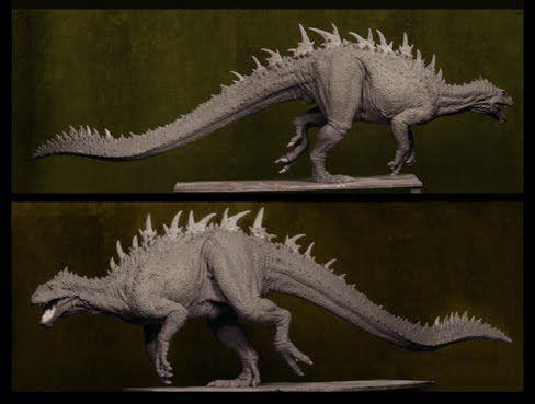 29+ Godzillasaurus rex ideas