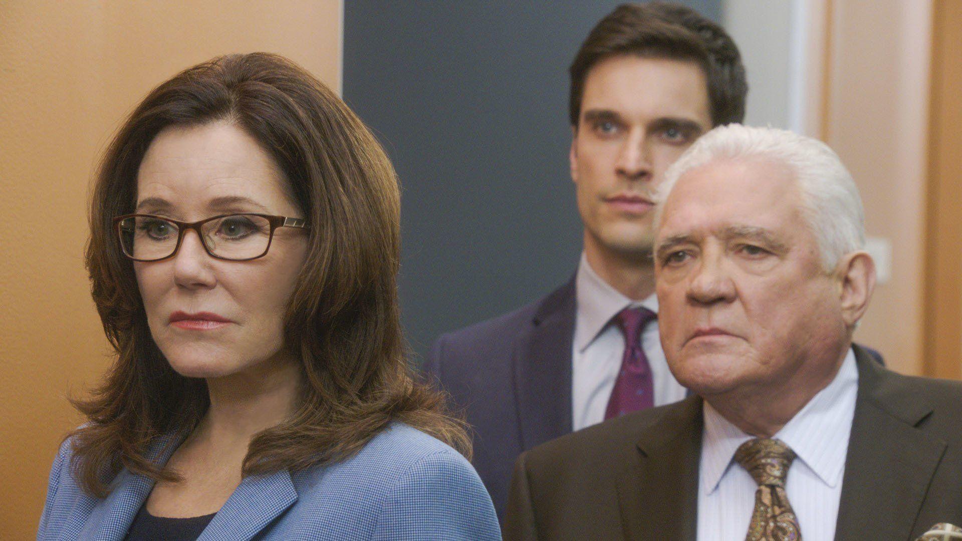 G W Bailey Talks The Season 5 Finale Of Major Crimes Provenza S Possible Retirement And More Major Crimes Crime Actors