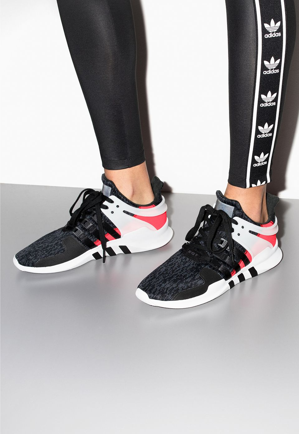 adidas EQT dames | Adidas outfit women, Back to school shoes ...
