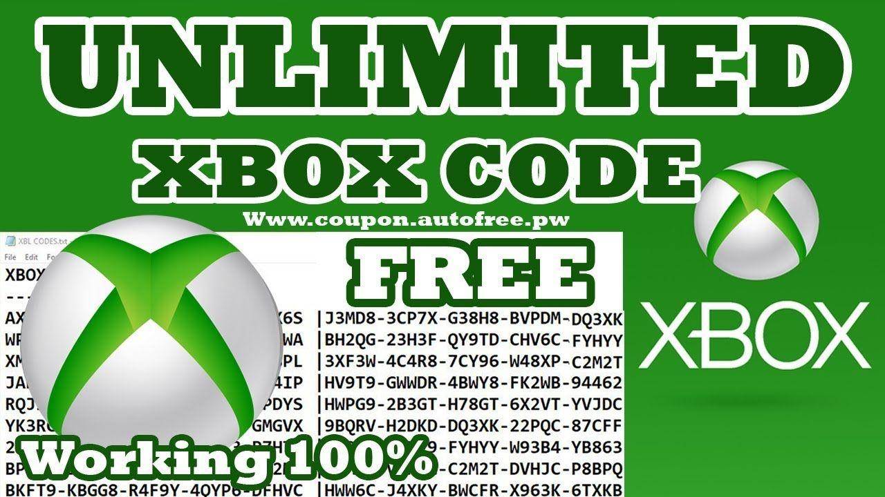 Free Xbox Codes How To Get Xbox Live Gift Cards 2020 Tarjetas Gratis Descarga Juegos Tarjetas