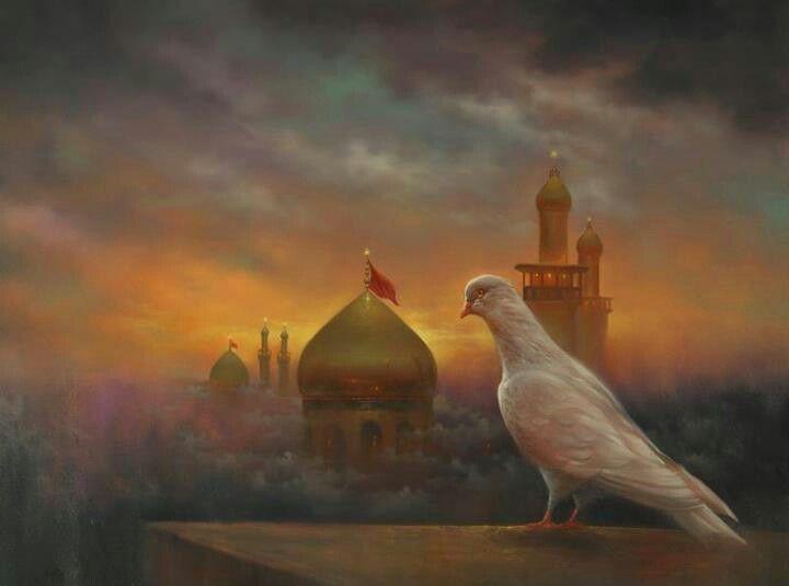İmam Hüseynin (ə) Yezidin (lən) xilafəti ilə müxalifəti